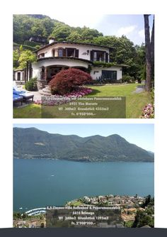Villa mit Seeblick, Villa mit Pool, Panoramablick...bei CasaHome.
