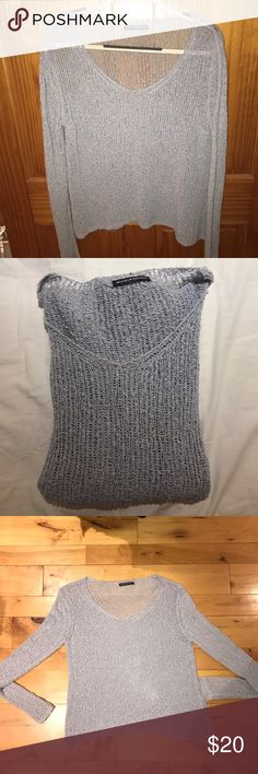 Brandy Melville Sweater Super cute sweater from brandy Melville. Worn once! In perfect condition Brandy Melville Sweaters
