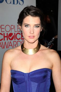 cobie smulders - Google Search