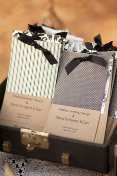Creative Savannah wedding idea! Have guests sign fabric squares to be made into a quilt for the couple…