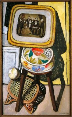 Marie-Louise von Motesiczky, Still life with Photo, 1930s |