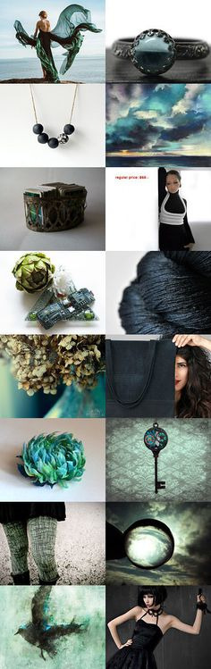 Deep Secrets by Christine Tarski on Etsy--Pinned with TreasuryPin.com