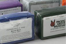 Seascape Soap Company - Custom Order: Pacific Grove Museum