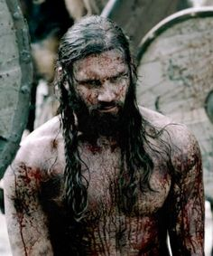 Vikings, Rollo - I SO wanted him to fight ragner, and win of course