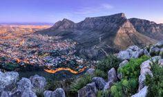 Cape Town, Winelands and Safari