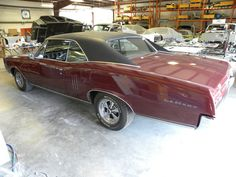 Our shop is getting ready to restore this 67 Lemans. Pontiac Lemans, Classic Car Restoration, Le Mans, Old Cars, Restore, Transportation, Classic Cars, Website, American