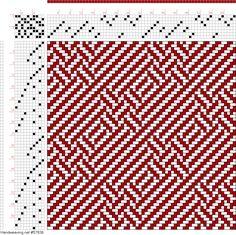 draft image: Page 1, Figure 1, Posselt's Textile Journal, April 1911, 8S, 10T