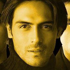 Arjun Rampal - Bollywood actor - saw him first in Om Shanti Om - as the baddie!