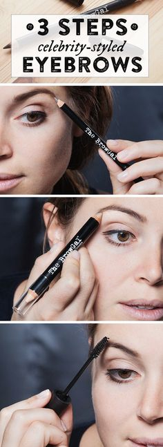 Well-groomed eyebrows can make a huge difference in framing your face. With BrowGal's eyebrow maintenance pencil, highlighter, and gel, you can have perfect brows every day. Developed by celebrity eyebrow artist.