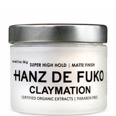 £16 Hanz de Fuko Claymation