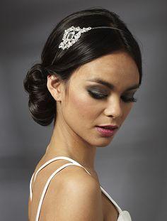 Bridesmades tiara