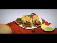 Miniature burrito Tutorial-Polymer clay - YouTube