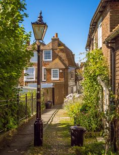 Trader's Passage in Rye, East Sussex by Anguskirk on Flickr