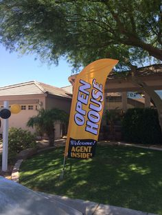 The Best Open House Marketing I've Seen! Open House Marketing For Realtors!