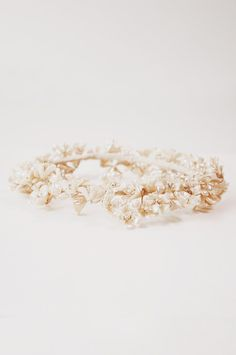 Queen of Flowers Bridal Halo