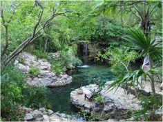 Xcaret, el paraíso Maya