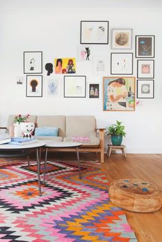 Tigerlilly Quinn: Scandinavian wanderlust must find this rug!