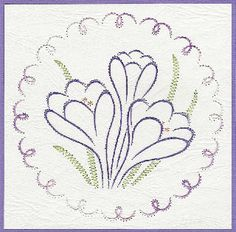 1000+ images about stitching cards on Pinterest | Paper embroidery ...