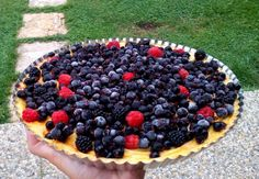 Zdravý tvarohový koláč Healthy Style, Healthy Sweets, Acai Bowl, Low Carb, Snacks, Fruit, Cooking, Breakfast, Být Fit