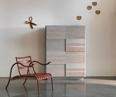 Modern Furniture Collection With A Japanese And Ethnic Vibe - DigsDigs Handmade Furniture, Home Furniture, Modern Furniture, Outdoor Furniture, Sideboard Cabinet, Outdoor Chairs, Outdoor Decor, Furniture Collection, Neutral Colors
