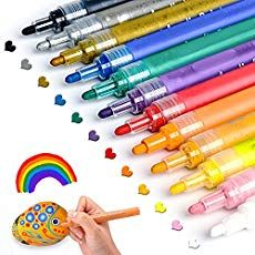 Acrylic Paint Pens for Rocks Painting Ceramic Glass Wood Fabric Canvas Mugs DIY Craft Making Supplies Scrapbooking Craft Card Making. Acrylic Paint Marker Pens Set of 12 Colors SuppliesFabric Snowman Crafts, Halloween Crafts, Christmas Crafts, Christmas Balls, Snowman Hat, Snowman Wreath, Christmas Trees, Snowmen, Paint Marker Pen