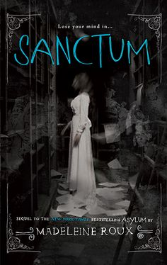SANCTUM by Madeleine Roux - See more HarperTeen cover reveals on EpicReads.com!