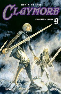 Norihiro Yagi   Claymore   Manga