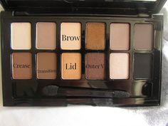 LauraJonesBeauty: Maybelline: The Nudes Palette Look!