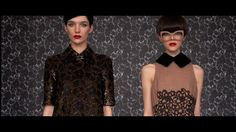 Music for pre fall 2014.
