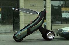 BMW X bike