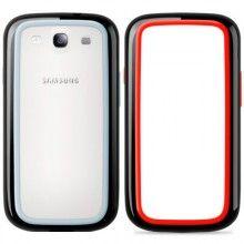 Pack Bumpers Belkin Samsung Galaxy S3 - Negro y Rojo  $ 61.583,75