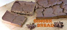 Quick gingerbread recipe that is both grain-free and dairy-free. Paleo, vegan and delicious! Healthy Gingerbread Recipe, Healthy Christmas Cookies, Grain Free, Dairy Free, Gluten Free, Paleo Vegan, Food For Thought, Sugar Free, Grains