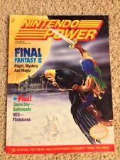 Nintendo Power (Final Fantasy II - Might, Mystery and Magic, 30) 4-20