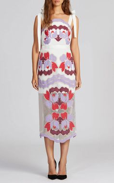 Alice Mccall | White Wildfire Dress | Lyst
