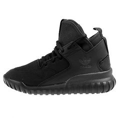 Adidas Tubular X Gs Big Kids S78716 Core Black Shoes Sneakers Youth Size 6