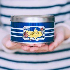 Kusmi Tea by Jean Paul Gaultier - Babillages