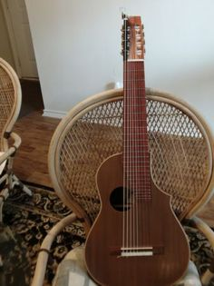 8 string classical guitar