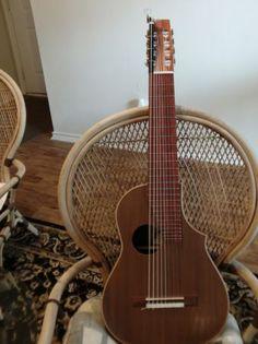 8 string classical guitar