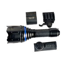 AimSHOT TZ980-WH Adjust. Beam Wireless Flashlight Kit