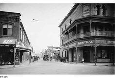 Bent St,Sydney in 1929.