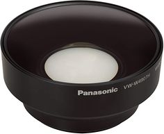 Panasonic Wide Conversion Lens for Panasonic Camcorder (Black) Flash Photography, Underwater Photography, Camera Photos, Photo Lens, Printer Scanner, Shopping Hacks, Other Accessories, Digital Camera, Conversation