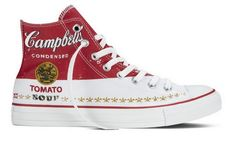Yes, it's happening: Converse x Andy Warhol is coming in February #popart