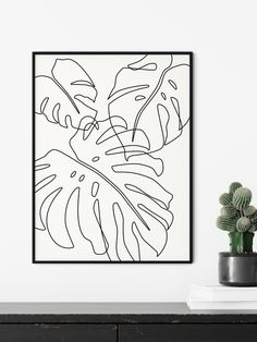 Black And White Posters, Black And White Wall Art, Black And White Painting, Black And White Abstract, Black White, Canvas Art Prints, Canvas Wall Art, White Canvas Art, Free Printable Art