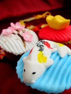 Saucing Around, Jo's Deli: Chinese New Year + Cupcakes = Something not quite ordinary