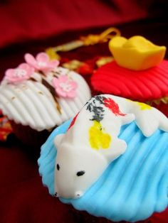Saucing Around, Jo's Deli: Chinese New Year + Cupcakes = Something not quite ordinary