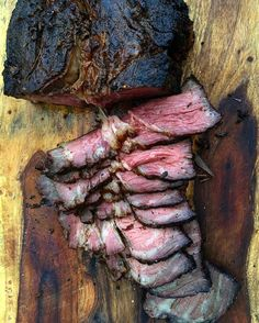 I want this steak. I need this steak! Pic and steak courtesy of @chefnickshankland -  Finally got to smoke some beef for the month of BBQ . . . #bbq #hickory #smoked #CertifiedGrillLover #sexybeast #bbqbeef #instagood #instafood #chefsoninstagram #chefsofinstagram #grillinfools #homemade #foodporn #foodgasm #foodpornshare #beefitswhatsfordinner #grilling #foodpicoftheday #foodpic  #dayoff #chefslife #chefsroll #barbecue #bbqnation #foodpornography