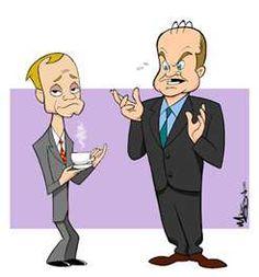 Frasier & Niles Crane