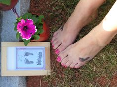 Footprint Tattoos For Girls Picture Gallery 8 Baby Footprint Tattoos . Love Tattoos, New Tattoos, Girl Tattoos, Baby Footprint Tattoo, Baby Footprints, Free Photo Gallery, Tattoo Quotes, Tattoo Art, Girl Pictures
