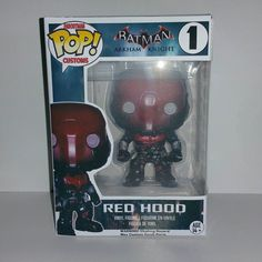 Check out this item in my Etsy shop https://www.etsy.com/listing/250666251/custom-arkham-knight-red-hood-funko-pop