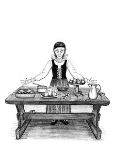 Tuonelan arvoitukset - suomalaiseen mytologiaan pohjautuva seikkailumateriaali